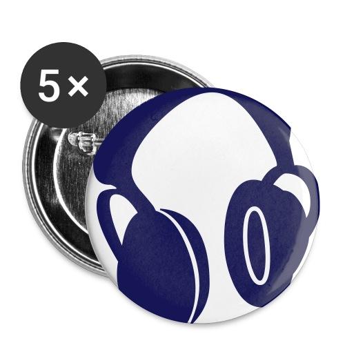 Chillzone button - Buttons klein 25 mm