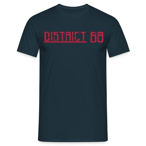 distrit68 - Männer T-Shirt