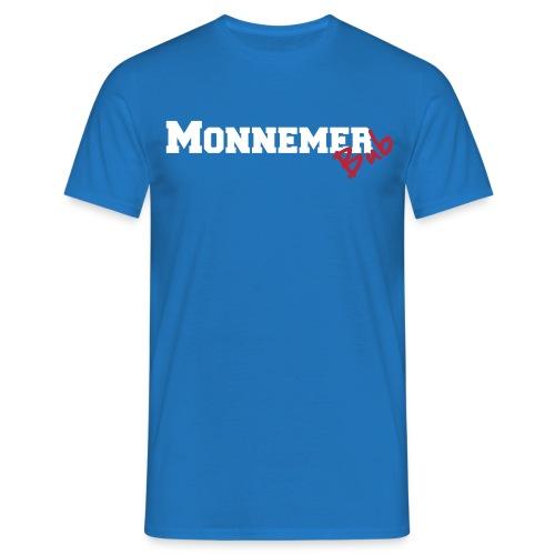 Monnemer-Bub - Männer T-Shirt