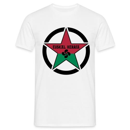 Euskal Herria Star - T-shirt Homme
