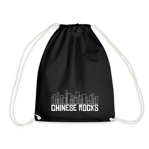 stringbag rocks  - Drawstring Bag