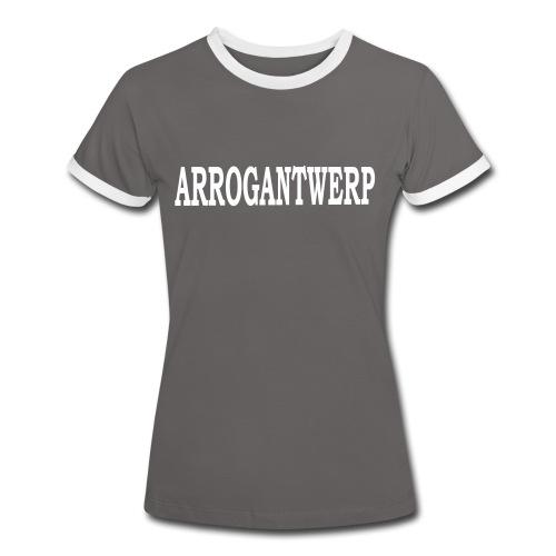 ARROGANTWERP SHIRT DAMES - Vrouwen contrastshirt