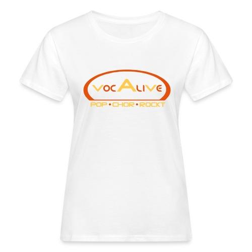 Frauen Bio T-Shirt Weiß - Frauen Bio-T-Shirt
