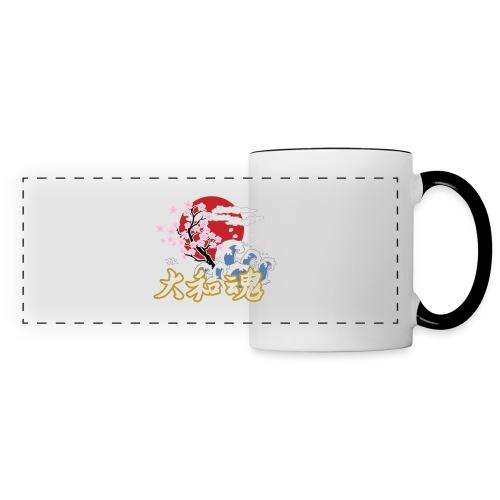 Yamato Tamashii mug bicolor - Tazza con vista