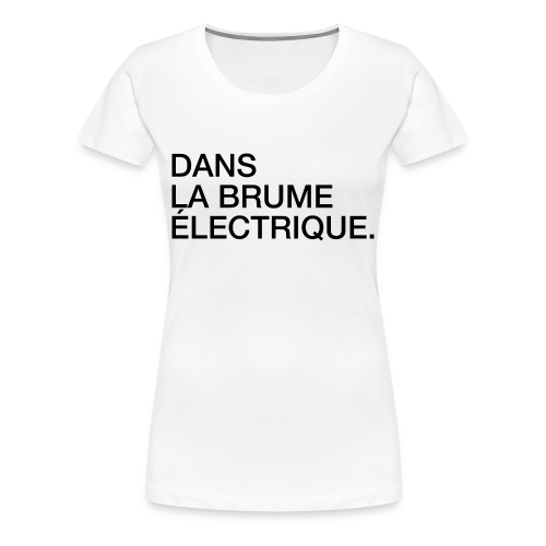 Brume - Girl - Women's Premium T-Shirt