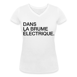 Brume - Girl- Col V - T-shirt bio col V Stanley & Stella Femme
