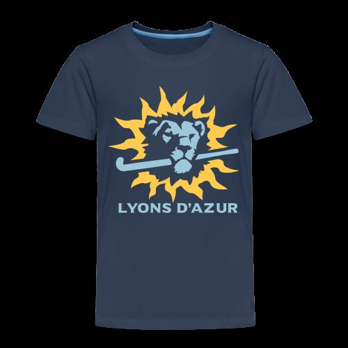 Tee shirt premium enfant  Lyons d'azur - T-shirt Premium Enfant