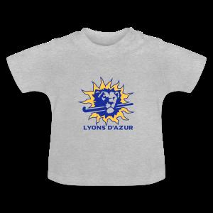Tee shirt bébé Lyons d'azur - T-shirt Bébé