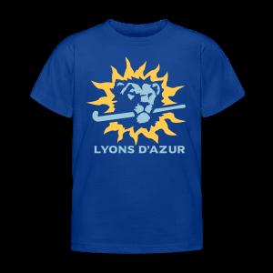 Tee shirt enfant  Lyons d'azur - T-shirt Enfant