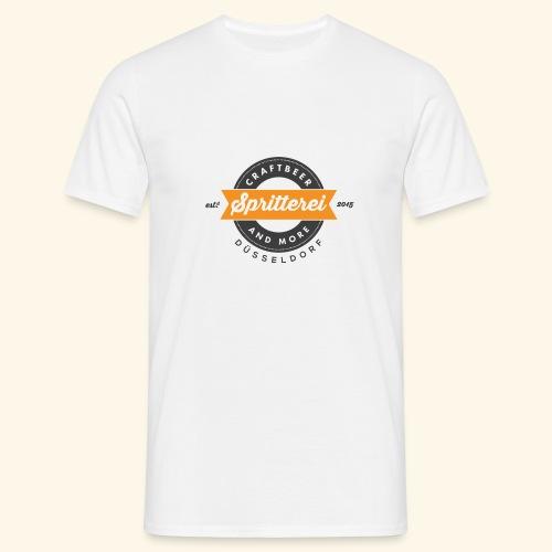 T-Shirt Düsseldorf - Männer T-Shirt