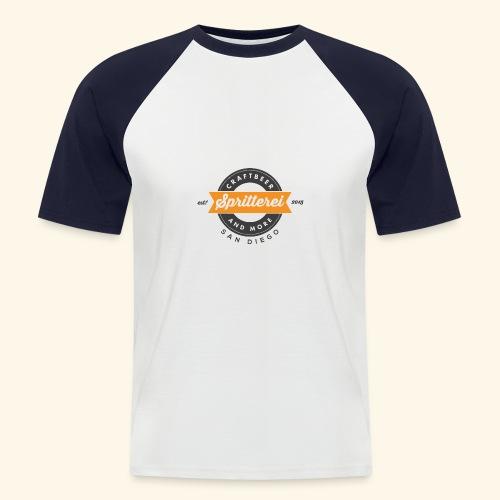 T-Shirt San Diego II - Männer Baseball-T-Shirt