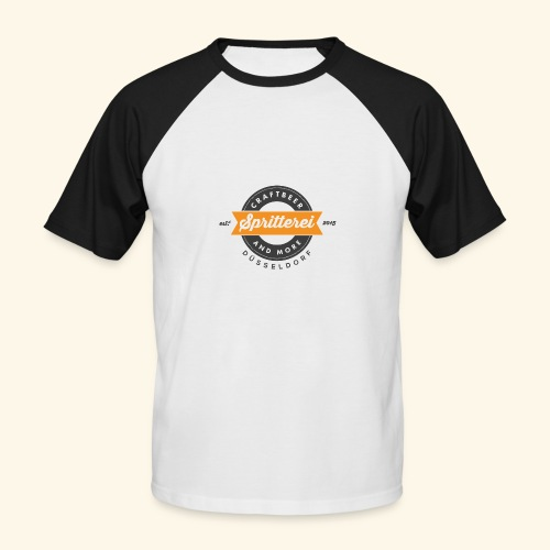 T-Shirt Düsseldorf II - Männer Baseball-T-Shirt
