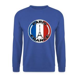 France tour Eiffel - Sweat-shirt Homme