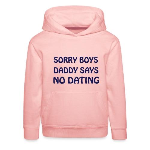meisjes hoodie - Kinderen trui Premium met capuchon