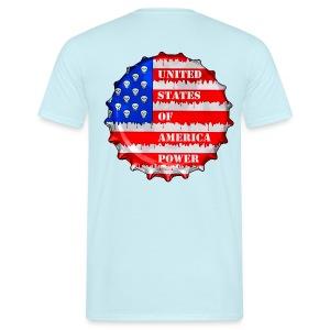 USA Power - T-shirt Homme