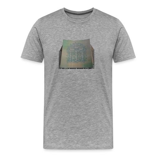 Three Ships mural (his) - Men's Premium T-Shirt