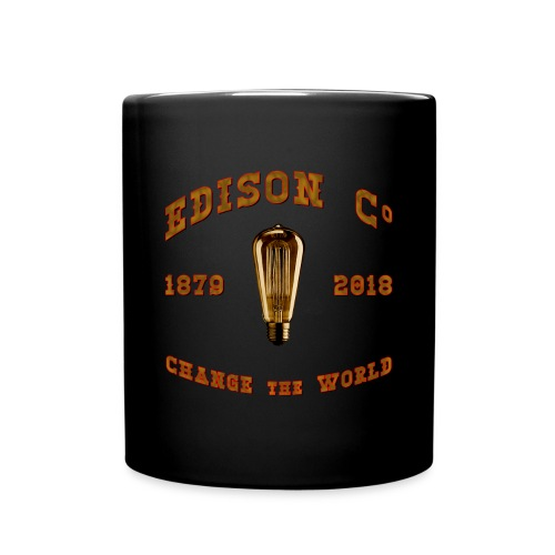 Edison Co. Vintage | Coffee Cup - Tasse einfarbig