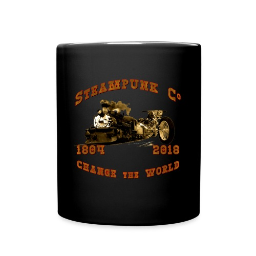 Steampunk Co. Vintage | Coffee Cup - Tasse einfarbig