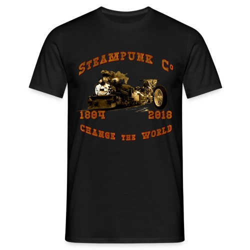 Steampunk Co. Vintage | Mens Shirt - Männer T-Shirt