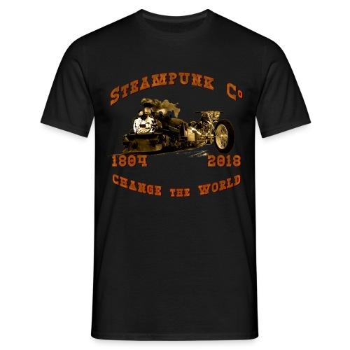 Steampunk Co. Vintage | Mens Shirt - Männer T-Shirt