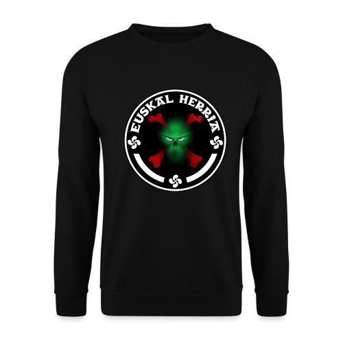 Euskal Herria skull - Sweat-shirt Homme