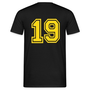 Doodziek Scymmy19 - Mannen T-shirt