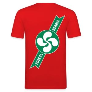 Pays Basque - Tee shirt près du corps Homme