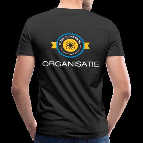 Team DDS | T-Shirt - Klaas - Mannen bio T-shirt met V-hals van Stanley & Stella