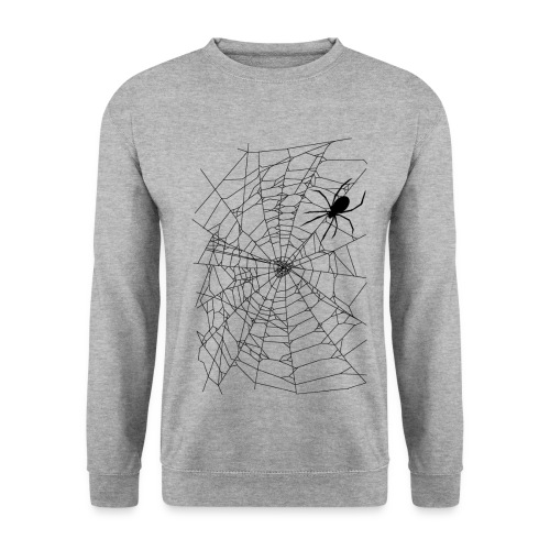 Spider and web - Sweat-shirt Homme