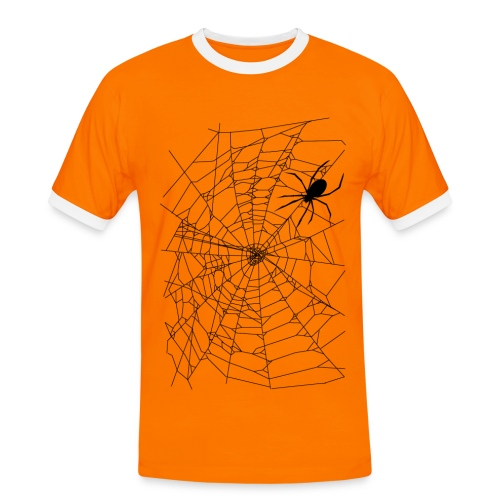 Spider and web - T-shirt contrasté Homme