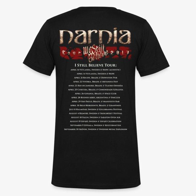 Exclusive Tour 2017 T-shirt