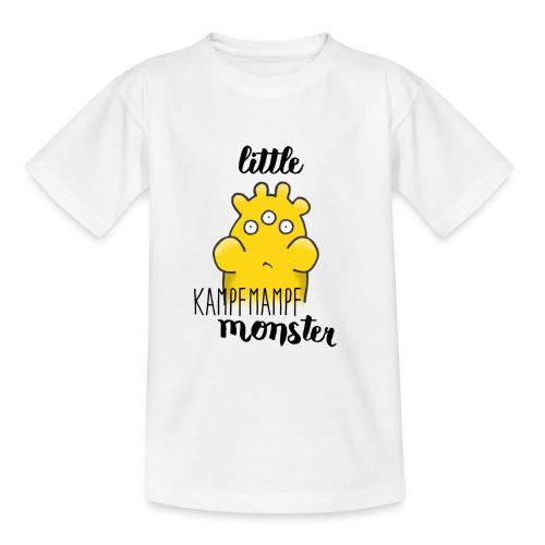 Little Kampfmampf Monster MANFRED - Kinder T-Shirt