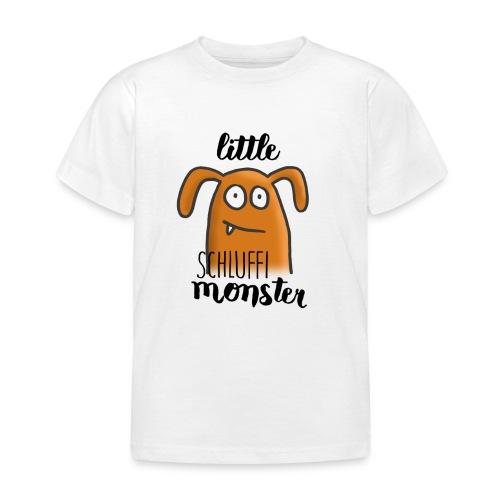 Little Schluffi Monster GERTRUD - Kinder T-Shirt