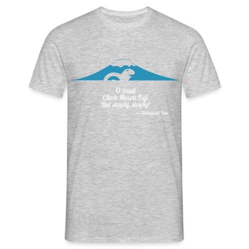 O Snail - T - Männer T-Shirt
