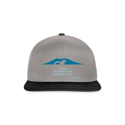 O Snail - Cap - Snapback Cap
