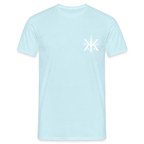 CREW LOVE ANKER LOGO SHIRT MEN  - Männer T-Shirt