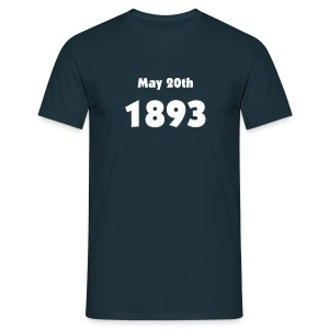 Birthday T Shirt - Men's T-Shirt