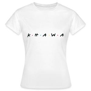 Khawa - T-shirt Femme