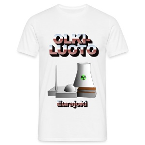 Olkiluoto - Men's T-Shirt