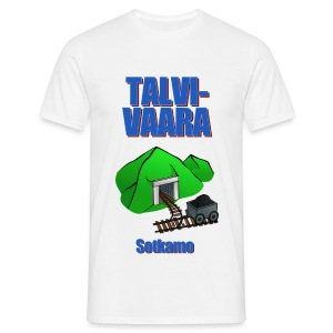 Talvivaara - Men's T-Shirt