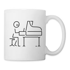 Harpsichord [single-sided] - Mug