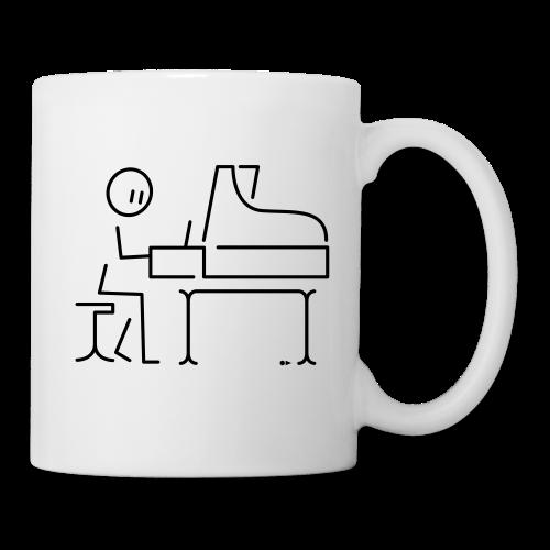 Harpsichord [single-sided] - Mug