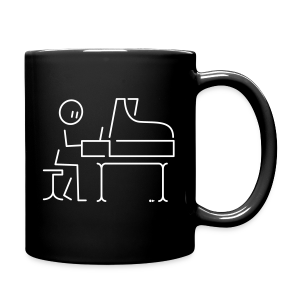 Harpsichord [double-sided] - Full Colour Mug