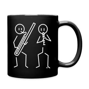 Duo recorder / bassoon [double-sided] - Full Colour Mug