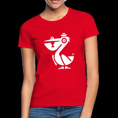 BD Pelican Girls Tshirt - Frauen T-Shirt