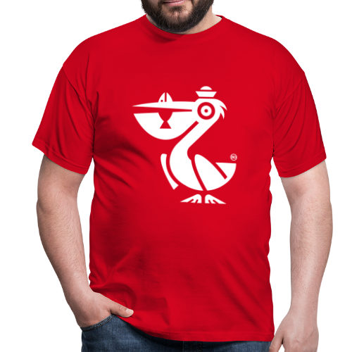 BD Pelican Tshirt - Men's T-Shirt