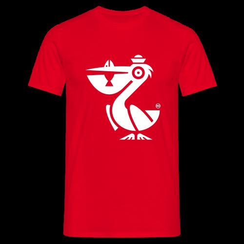 BD Pelican Tshirt - Männer T-Shirt