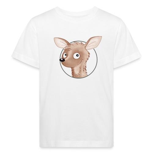 Rehkitz - Kinder Bio-T-Shirt - Kinder Bio-T-Shirt