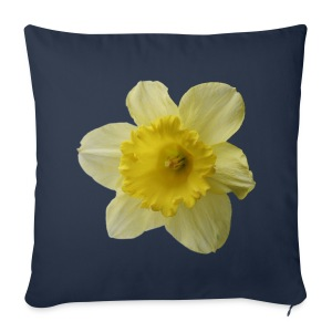 Pillow Cover: Daffodil - Sofa pillow cover 44 x 44 cm
