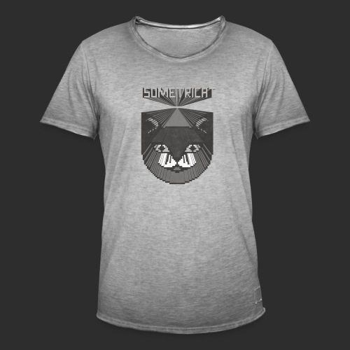 isometricat - Männer Vintage T-Shirt